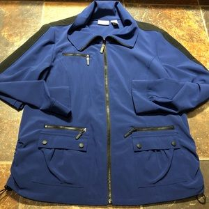 Zenergy by Chico's. Size 1 M 8. jacket. GUC